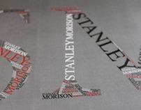 Stanley Morison Homage