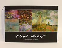 Claude Monet : The Master And His Work