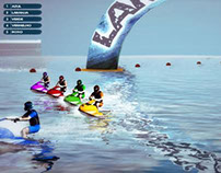 PC Game - JetSki