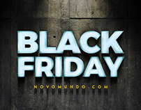 NOVO MUNDO | Black Friday