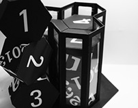 Hexagon Modular Calendar II