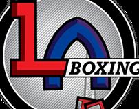 LA Boxing Logo Concept