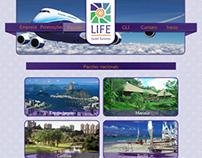 Site Life Gold Turismo