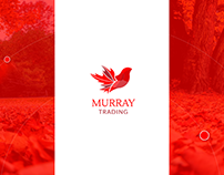 Murray Trading - Visual Identity Design