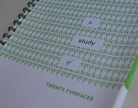 Type Specimen Book