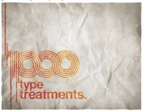 Rockport '1000 Type Treatments' Book Cover