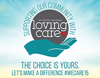 Toyota Carlsbad - We Care You Choose Campaign
