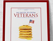 Asbury UMC | Veterans Pancake Breakfast