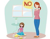 Las actividades peligrosas que debe hacer su hijo