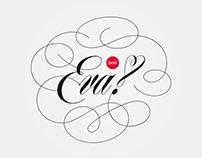 Eva (Lettering)