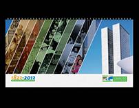 Câmara dos Deputados - Calendário 2013