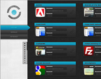 Idyllic Enterprises Logo & Web App