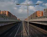 Barcelona - the industrial vs. the suburban