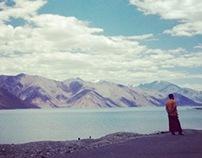 Chasing Magic: Pangong Lake, India