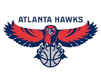 Atlanta Hawks Magazine Ads