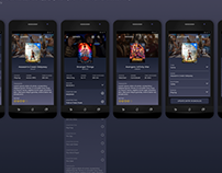 Backlog App Concept
