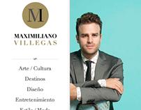 Blog: Maximiliano Villegas