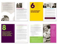 Let's End Homelessness Together Manifesto Booklet
