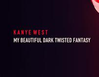 Kanye MBDTF Cover - IAMMAGO VS Original