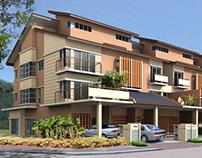 Exterior-Bungalow, Semi-D, Terraces