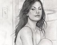Portrait of Jenna