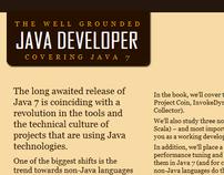 The Well Grounded Java Developer website