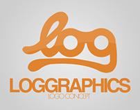 LogGraphics New Logo Concept