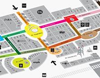 shopping center plan