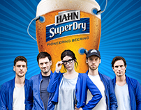 Hahn Super Dry: Pioneering Beering