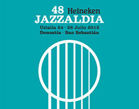 48 Heineken Jazzaldia.