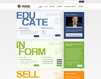 Bosi Web Design