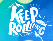 Keep Rollllling animated poster