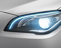 Headlight Design - ZKW Pixel-Lite V39