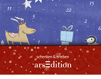 Christmas calender / arsEdition