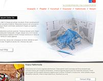 Halken İnşaat Yapı Tic. için Web Tasarımı