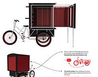 Shanghai Mobile Worker Trike