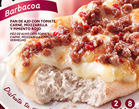 Campofrio Panini packaging images