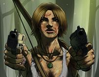 2 Tomb Raider Reborn Art Contest Entries