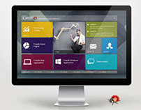 Website Design- Freeda