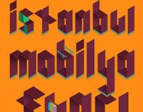 2013 İMOB exhibition poster