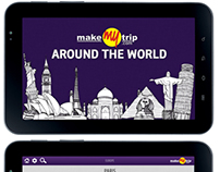 Make My Trip Around The World