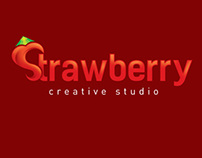 Strawberry Corporate Identity