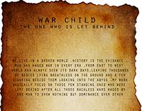 MINI THESIS (WAR CHILD)