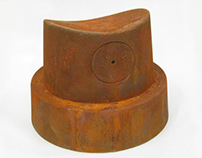 The Original Fat Cap Chair X Sander van Heukelom