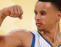 Wardell Stephen Curry II
