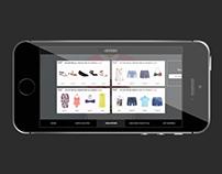 F+F Tesco | In-store Kiosk App 2015