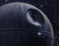 USS Enterprise VS Death Star