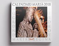 Calendari Marià 2018
