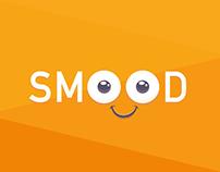 SMOOD APP UX, UI & Illustration