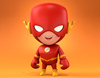 Toy design. the flash!!